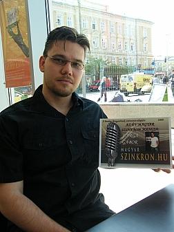 Varga Gábor: Az Év Hangja 2009-ben