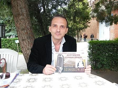 Kõszegi Ákos: Az Év Hangja 2009-ben