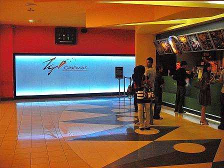 Mozi Ázsiában, Kuala Lumpurban