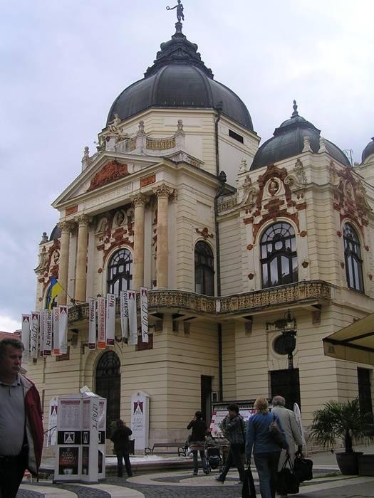 A Pécsi Nemzeti Színház